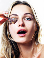 Valentina Zelyaeva Make up