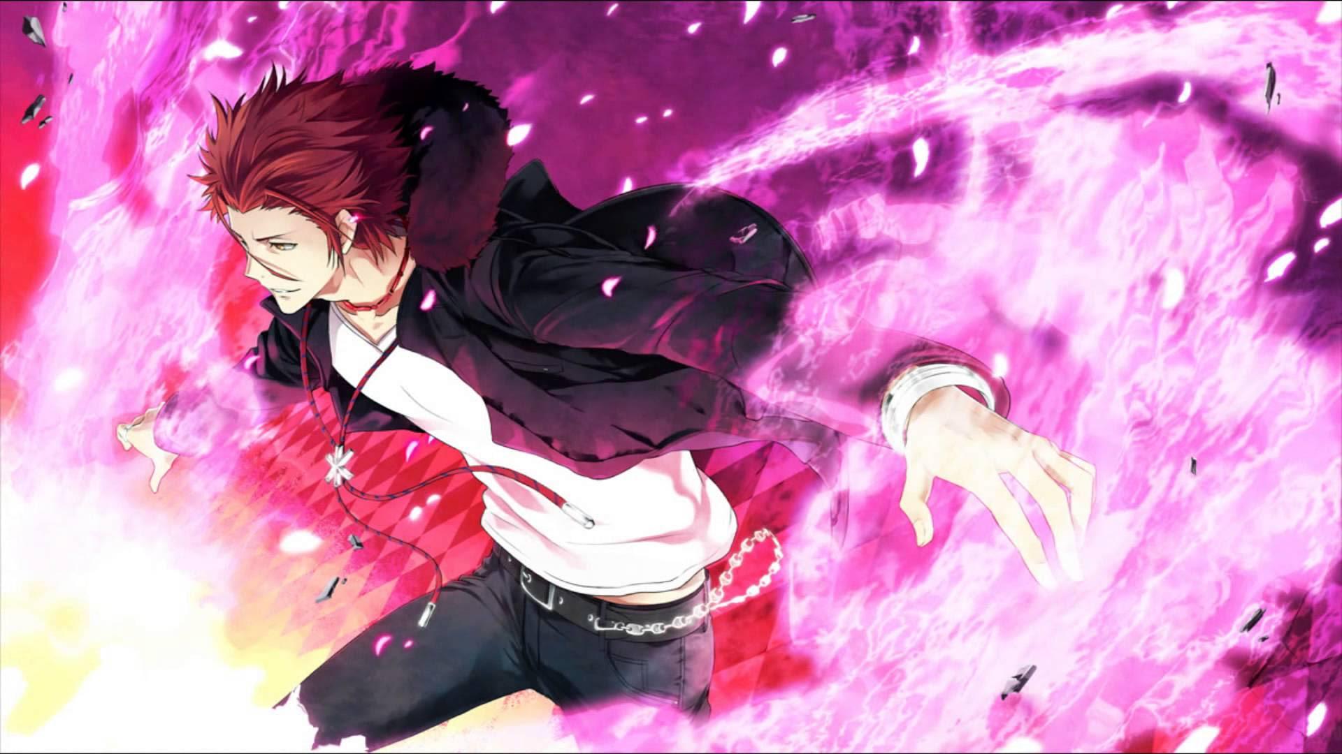 K Return Of Kings Anime Photo 39114729 Fanpop