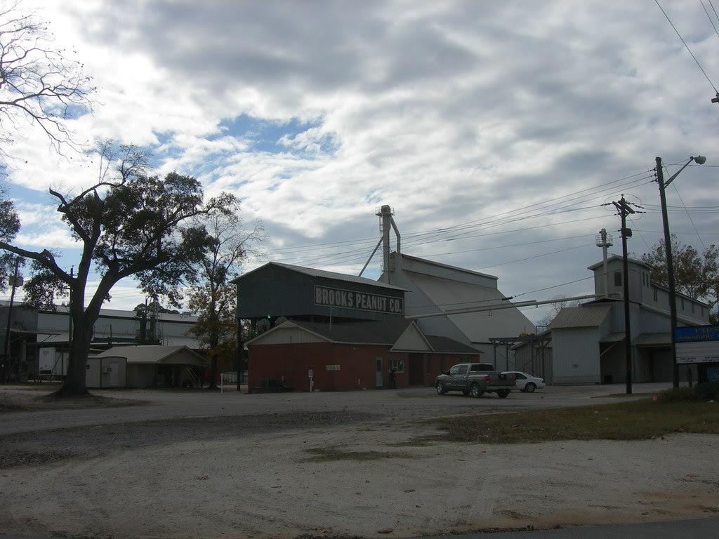 Brooks Peanut Company Samson Alabama Jimmy Emerson