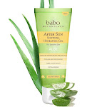 Babo Botanicals After Sun Soothing Hydrating Aloe Gel, 8 fl oz
