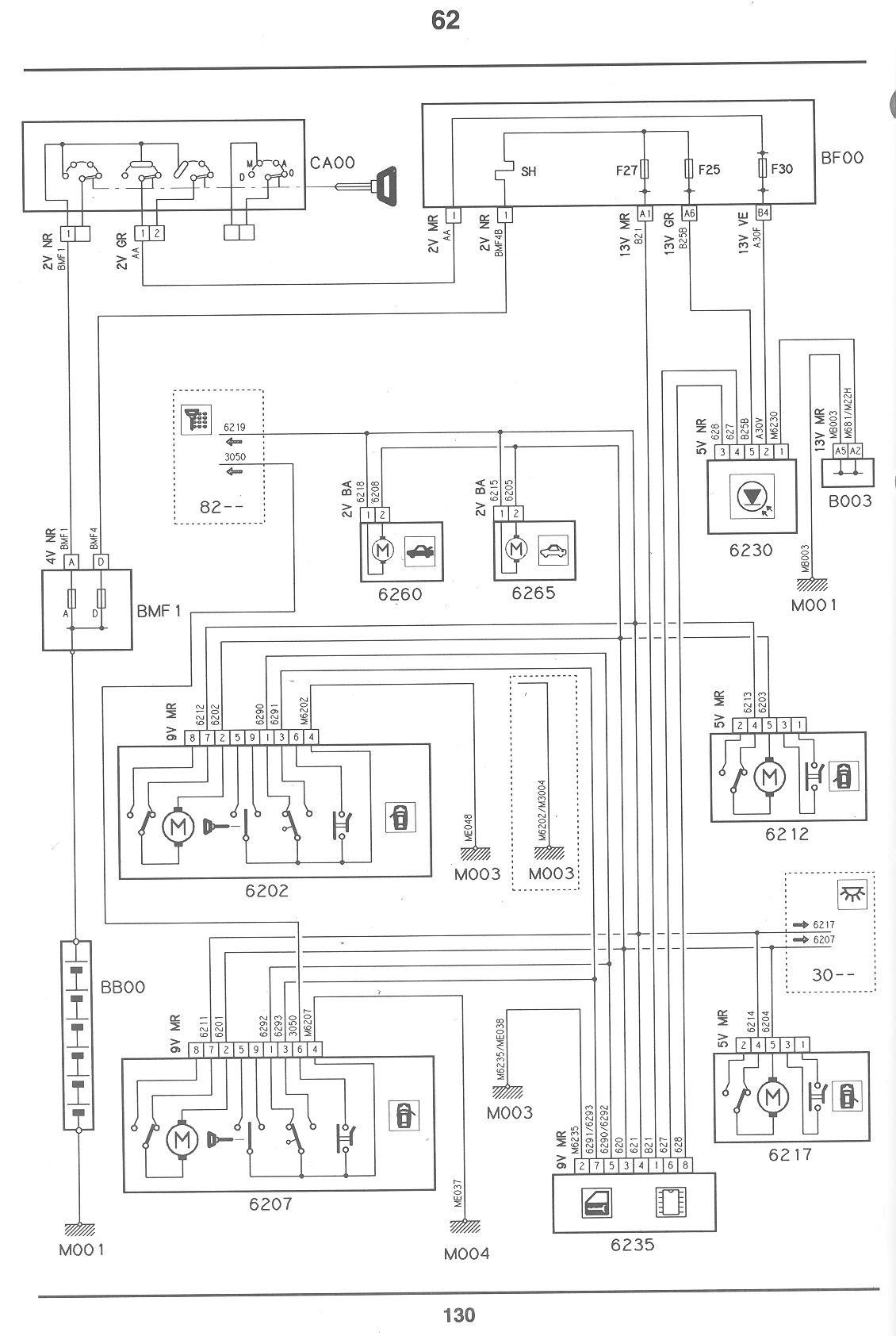[DIAGRAM] Citroen C2 1 1 2005 Wiring Diagram FULL Version
