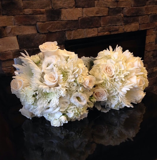 Timeless Elegant - Scott & Brooke - Kelly's Flowers & Gift Boutique