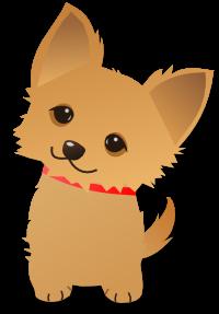 犬のイラスト 無料イラスト作成ソフトinkscapeインクスケープの作品集