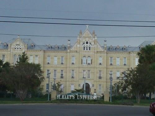 San Antonio Tx Daily Photo St Mary S University