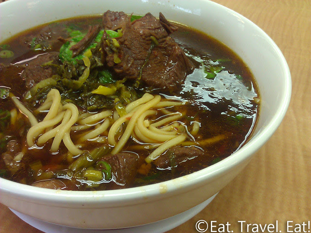 May's Cafe- Arcadia, CA: Beef Stew Noodles Soup