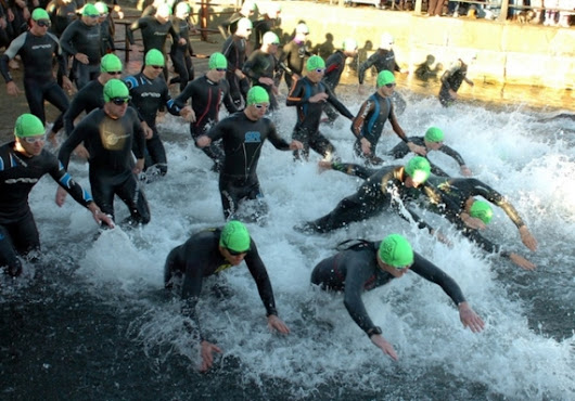 Hartlepool Big Lime Triathlon 2014