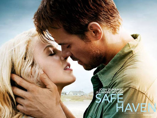 Healthy Marriage Movie Guide--- Safe Haven