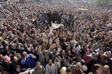 egyptian strikes 2006