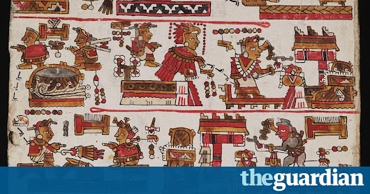 Hidden codex may reveal secrets of life in Mexico before Spanish conquest | Science | The Guardian