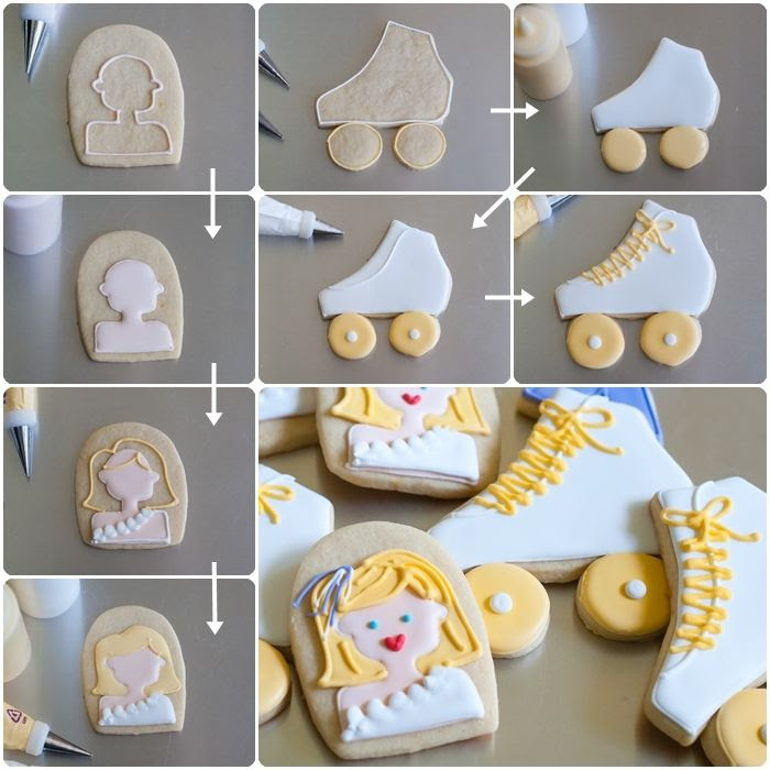 xanadu cookies decorating tutorial