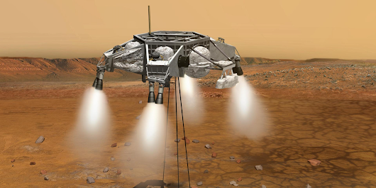 How Bacteria Will Be Engineered to Produce Hamburgers for Martian Space Colonies