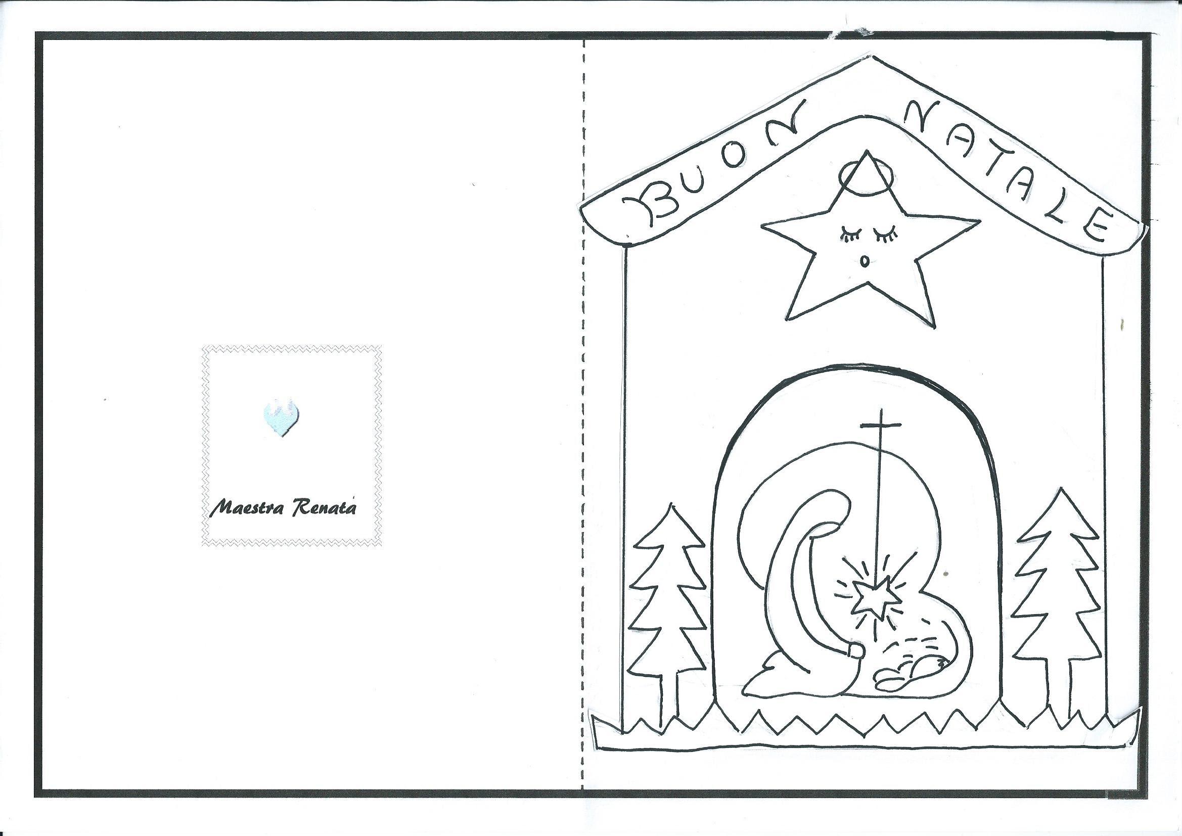 Letterine E Poesie Per La Festa Di Natale Maestrarenata