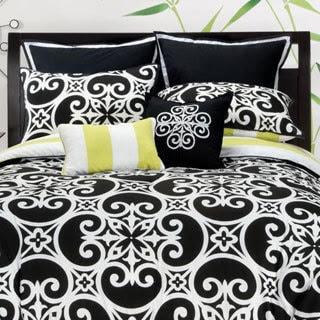 Black Comforter Sets | Overstock.com: Buy Fashion Bedding Online