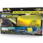Bell + Howell Tac Visor Day & Night Polarized Anti-Glare Car, Yellow