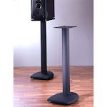 VTI DF Series 36 inch H Speaker Stand Pair, Black