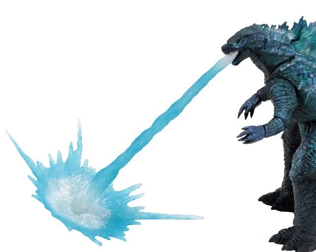 Godzilla - New Photos for NECA's Godzilla Figure from King Kong vs ...