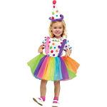 Big Top Fun Toddler Costume 24 -2T
