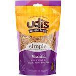 Udi's Granola - Gluten Free Vanilla - 12 Ounce - PACK OF 12