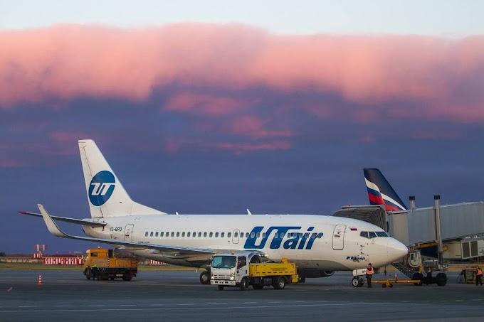 Борт Utair из Сургута сел в Новосибирске с отказавшим двигателем