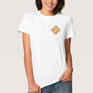 Celtic Knot Cross Tee Shirt
