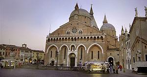 English: Basilica of Saint Anthony of Padua, I...