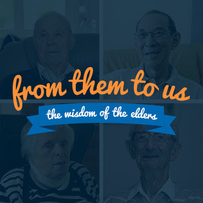 All the videos of the elders featured in Fromthemtous.com