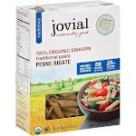 Jovial Penne Rigate, 100% Organic Einkorn, Traditional - 12 oz