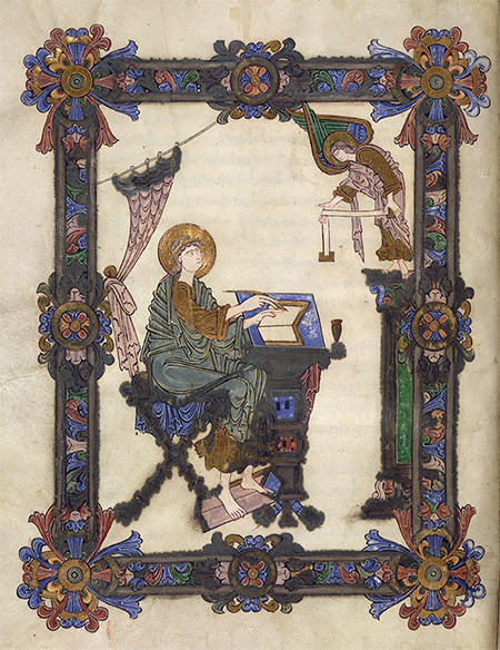The bibliophilia of Anglo-Saxon England | History Today
