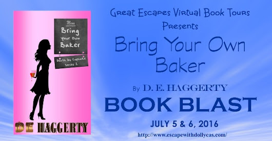 BRING YOUR OWN BAKER — ~*~Babs Book Bistro~*~