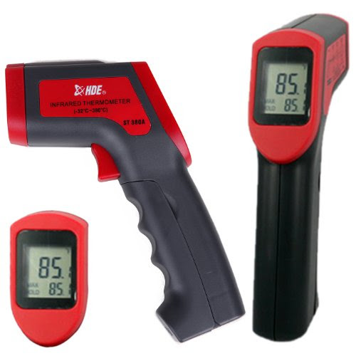 We're giving away free Infrared Temperature Guns!