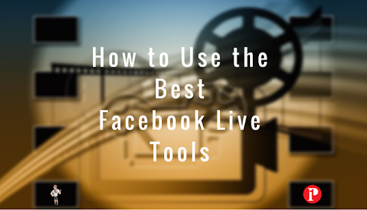 How to Use the Best Facebook Live Tools | Social Media Coach | Prepare1 — Prepare 1