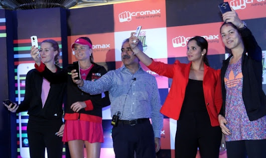 Micromax unveils Canvas Selfie: A Phone focusing on selfies