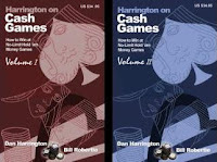 Harrington on Cash Games, Vols. 1 & 2