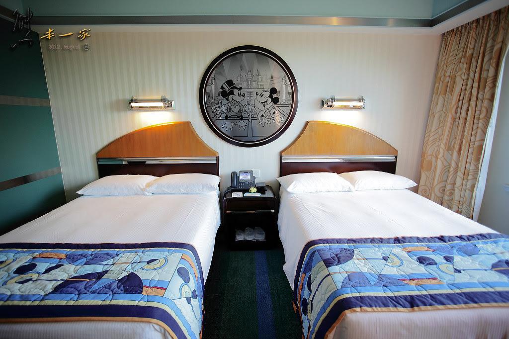 香港親子住宿 迪士尼好萊塢酒店