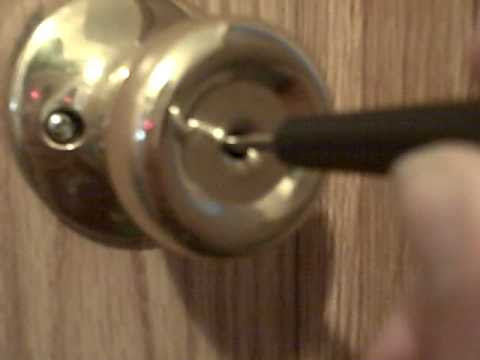 Top 10 Image of How To Unlock A Bedroom Door Without A Key ...