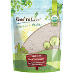 Organic Barley Flour, 1 Pound - by Food to Live