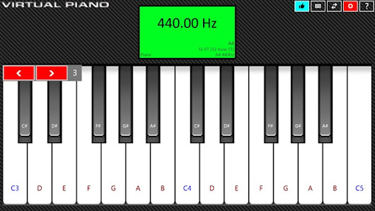 Virtual Piano – Windows Apps on Microsoft Store