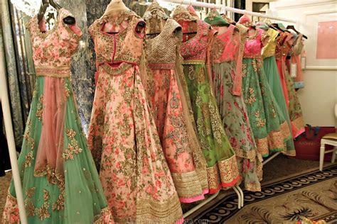 Floral Lehenga's   Kavita Mohan