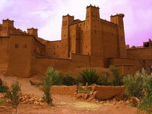carnets de voyage maroc - aït benhaddou
