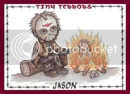 Tiny Terrors Jason
