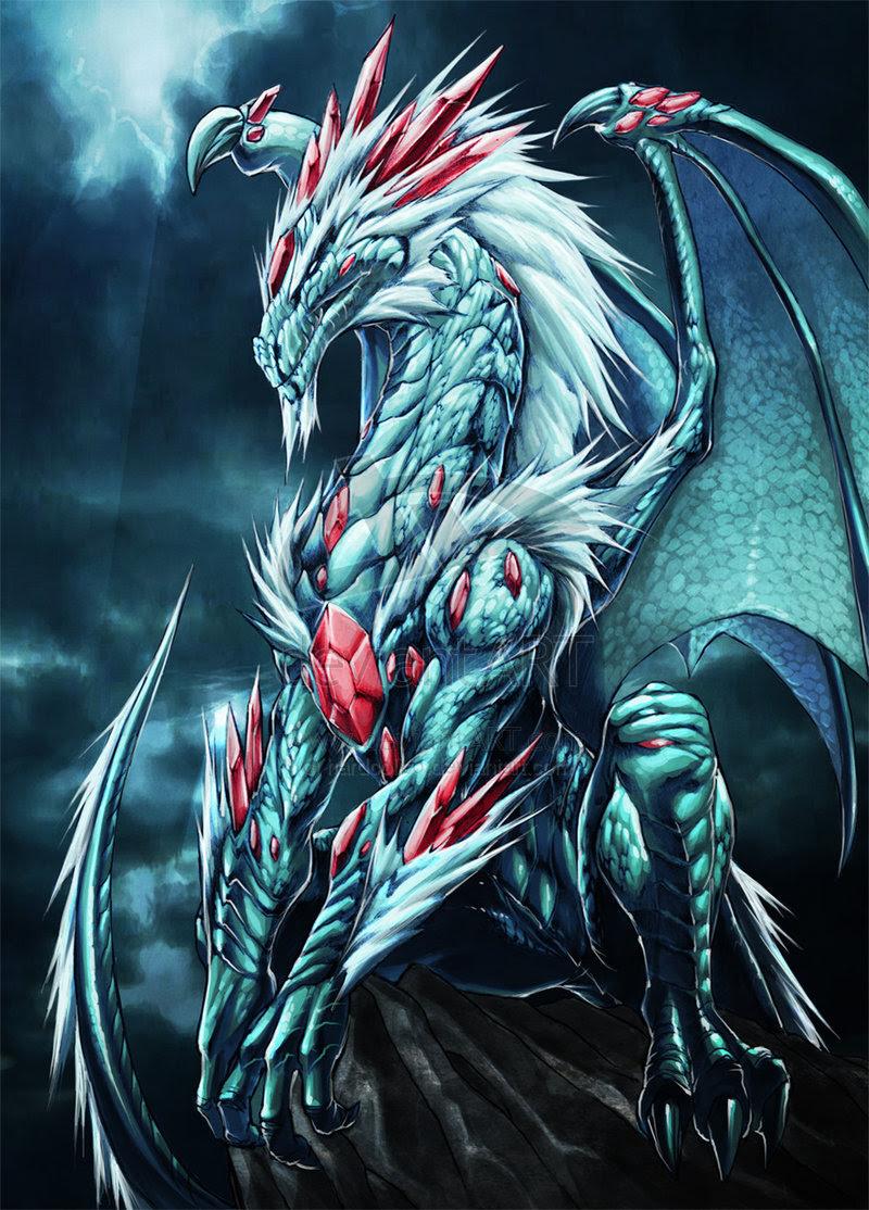 Kumpulan Gambar Dragon HD Gratis