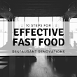 10 Steps for Effective Fast Food Restaurant Renovation | Stovall Construction