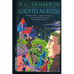 Ghostly Murders cover