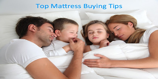 What to Look for While Buying a Mattress