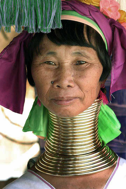 Kayan people (Myanmar) - Wikipedia