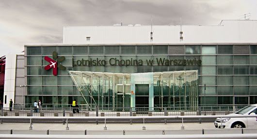 Chopin-Airport Warsaw: a nightmare for Ukrainians