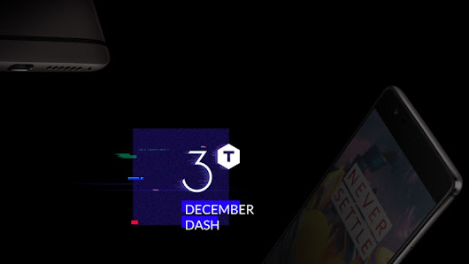OnePlus December Dash Sale Sees OnePlus 3T and More Up for Grabs at Re. 1