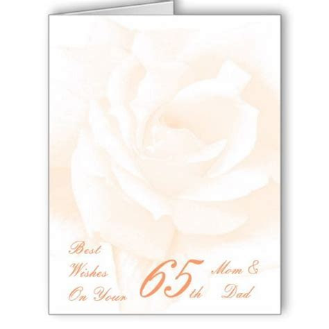 22 best images about 65th Wedding Anniversary Cards on