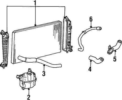 Wiring Diagram: 32 2001 Ford Windstar Cooling System Diagram