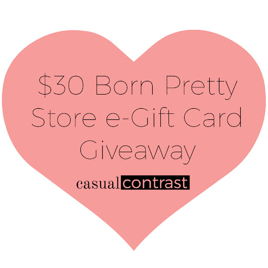 Beauty Blog Coalition Valentine's Day Blog Hop Giveaway! • Casual Contrast
